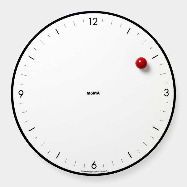 50 Cool And Unique Wall Clocks You Can Buy Right Now – Minimalist Wall Clock