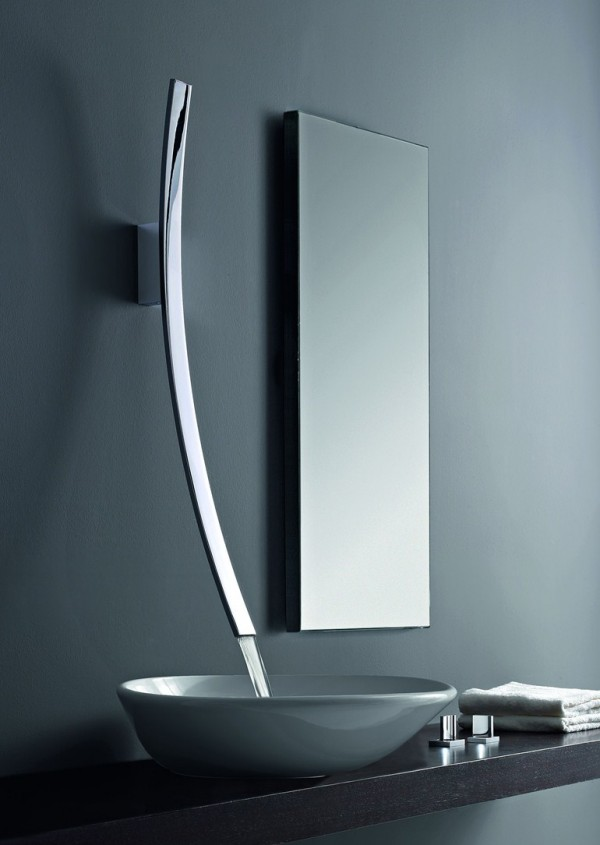 modern bathroom faucets.  50 Uniquely Beautiful Designer Faucets You Can Buy Right Now