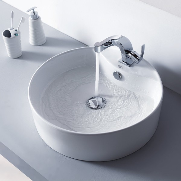 Uniquely Beautiful Designer Faucets You Can Buy Right Now - Faucet for sink in bathroom