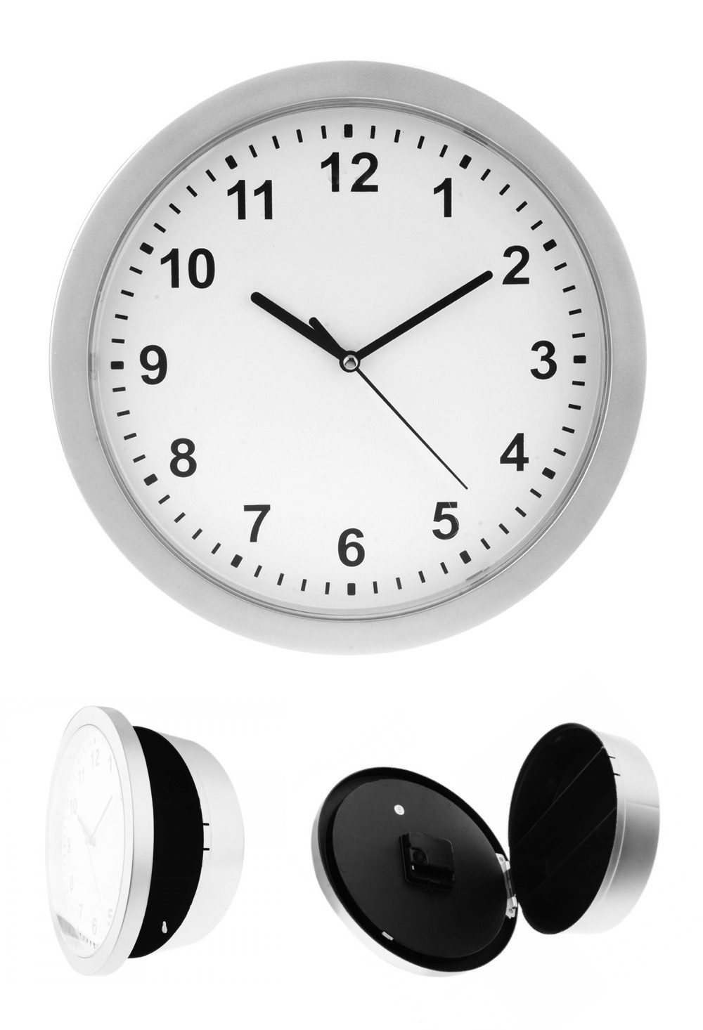 simple wall clock   simple wall clock  zazzlesimple wall  - simple wall clock simple wall clock interior design ideas