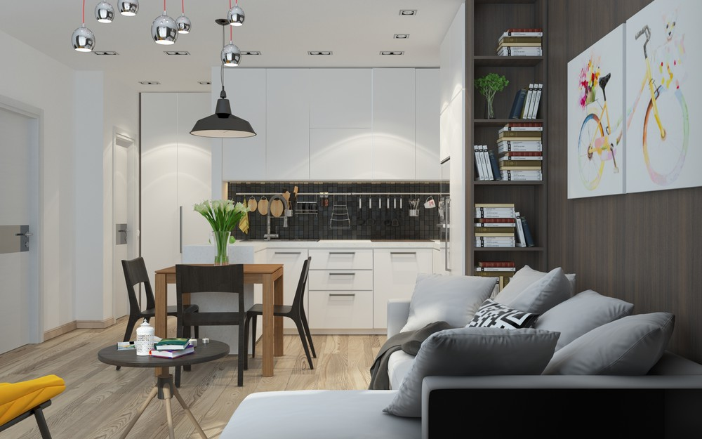 5 apartment designs under 500 square feet for How much is 5000 square feet