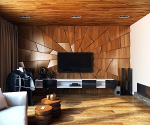 ... Wall Texture Designs For The Living Room: Ideas U0026 Inspiration ...
