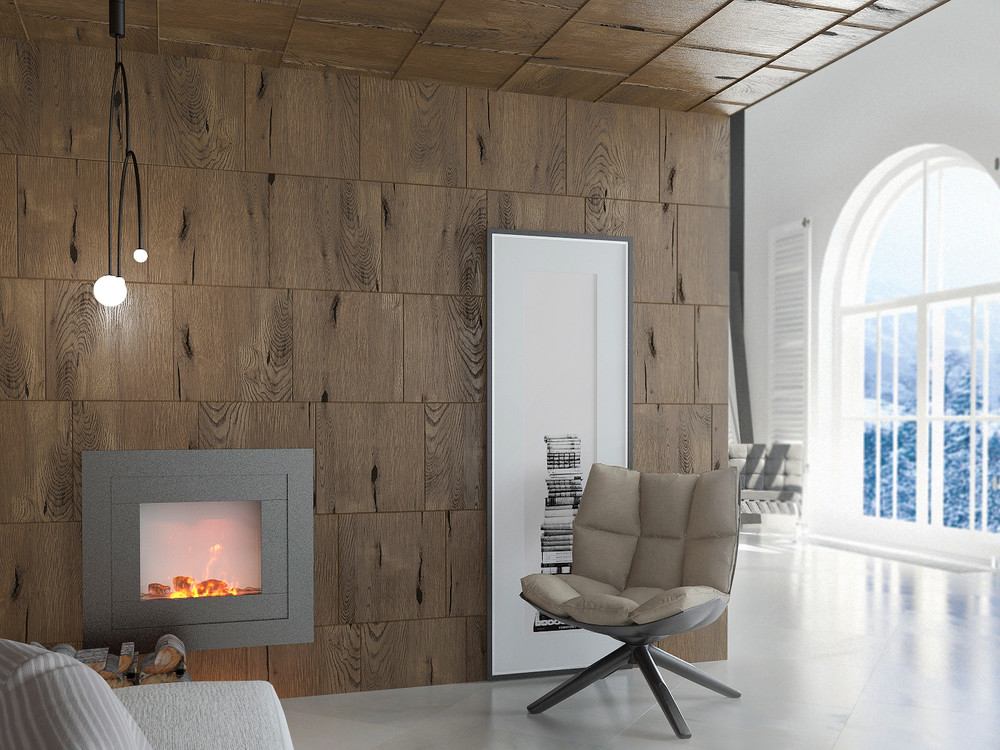 Cool Small Fireplace - 4 awesome small studio apartments with lofted beds