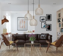 The Next Home Another Small Space Uses Those Scandinavian Elements In A More Subdued 3 Beautiful Style Interiors