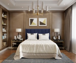 ... 7 Stylish Bedrooms With Lots Of Detail ... Part 19