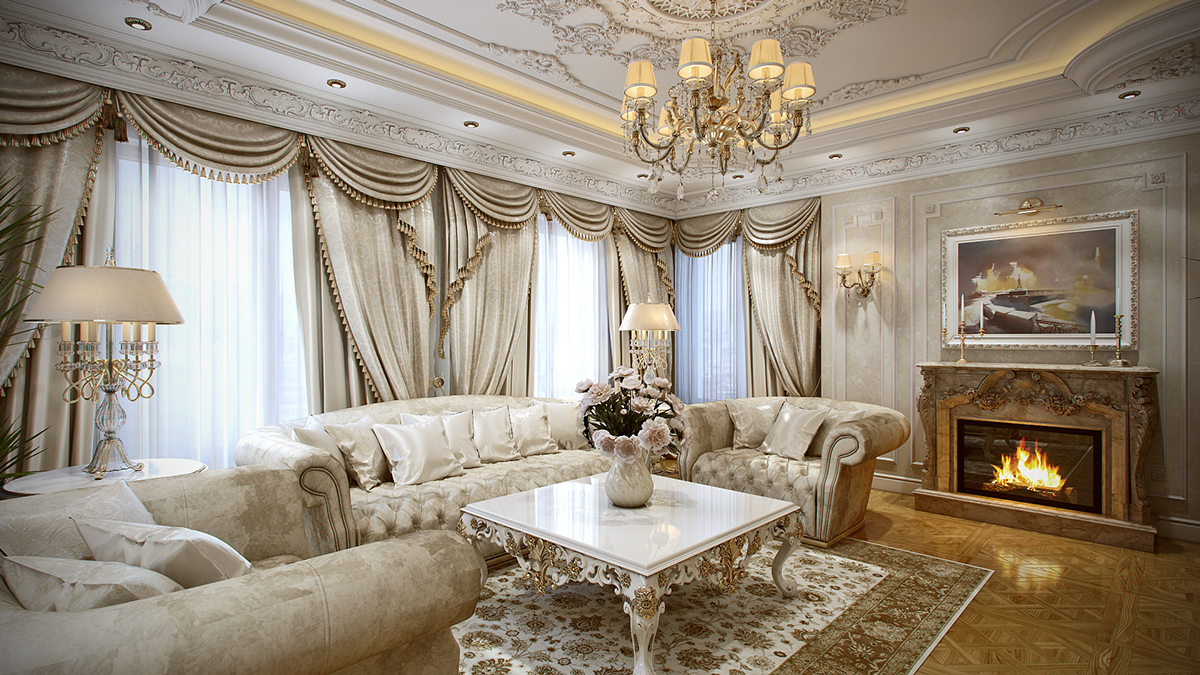 French Home Design 5 Luxurious Interiors Inspiredlouisera French Design