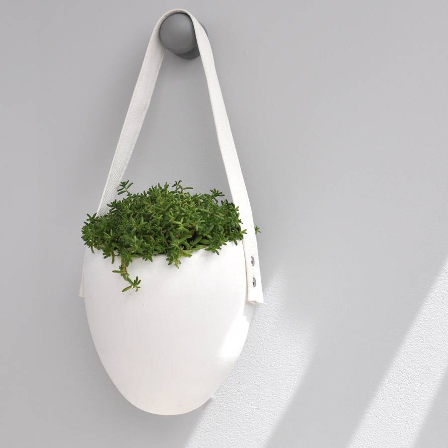 Hanging Wall Planter hanging-wall-planter | interior design ideas.