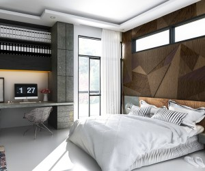 We Look At 30 Extraordinary Bedrooms ... Part 15