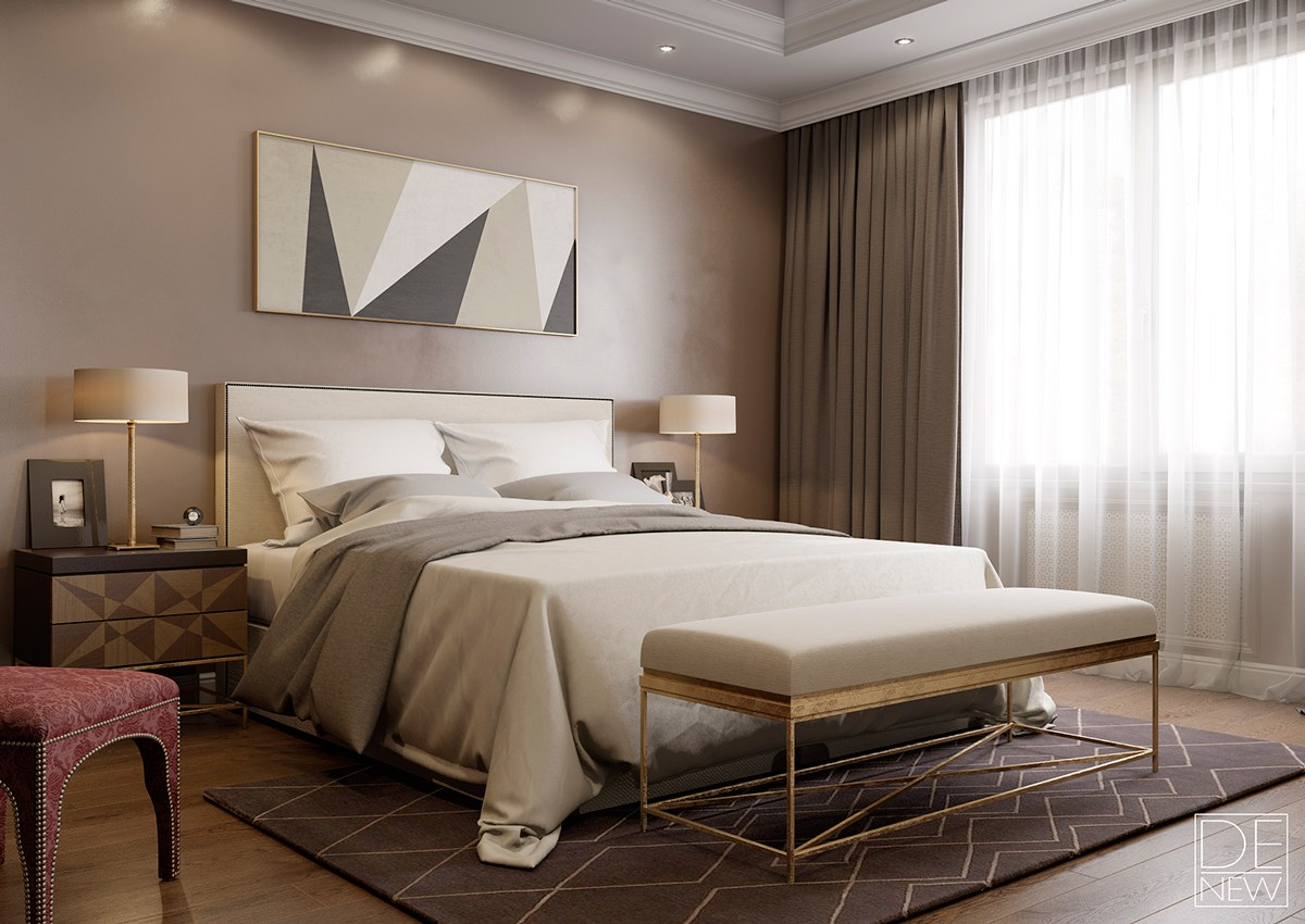 1000 images about dormitorio principal on pinterest for Elegant neutral bedrooms