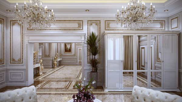 Opulent Interior 5 Luxurious Interiors Inspired By Louis Era French Design  5 Luxurious Interiors Inspired