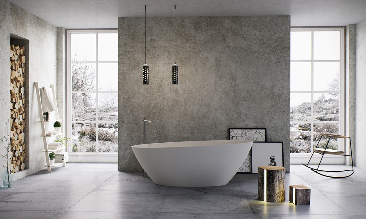 36 bathtub ideas with luxurious appeal - Bathroom Designs With Bathtubs