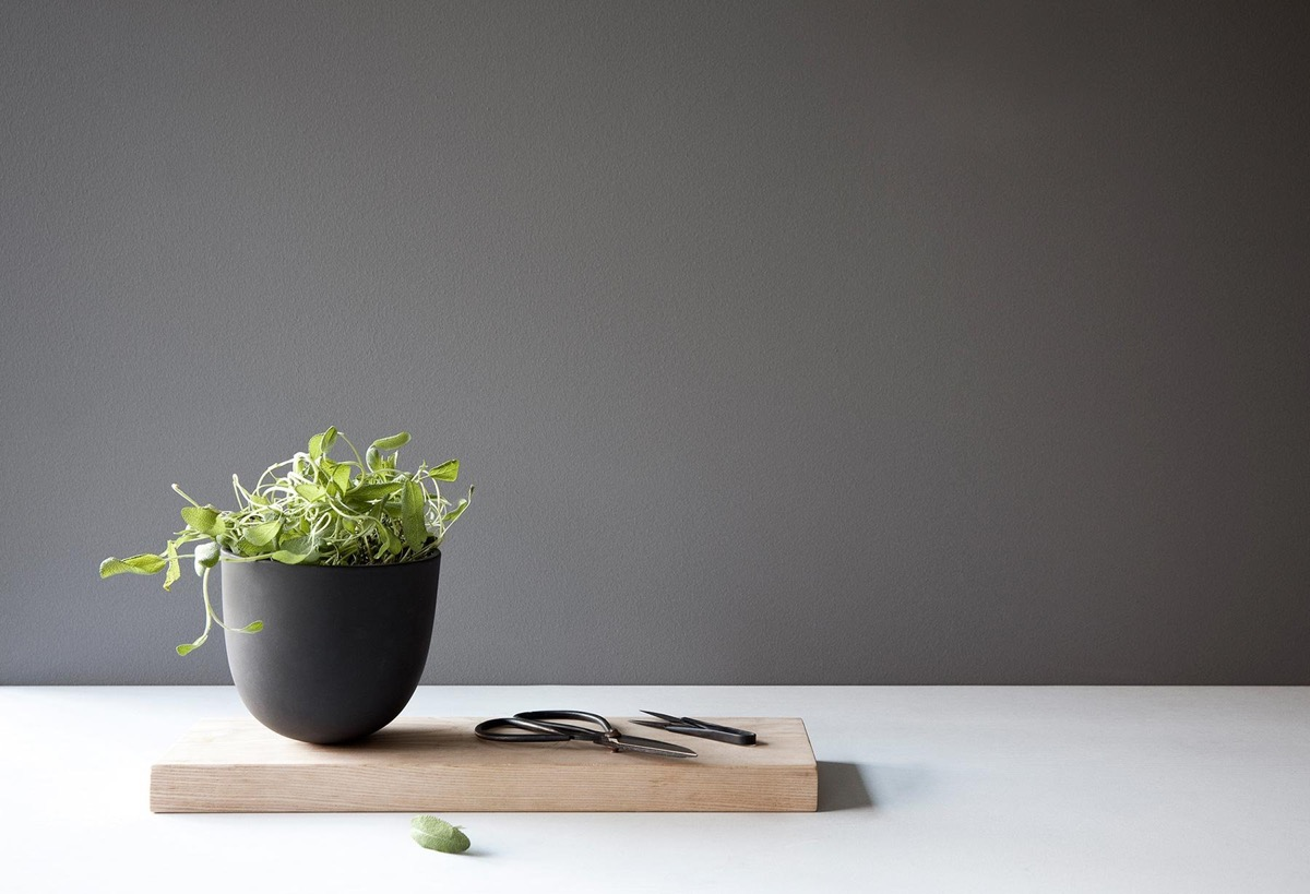50 unique pots planters you can buy right now - Windowsill herb pots ...