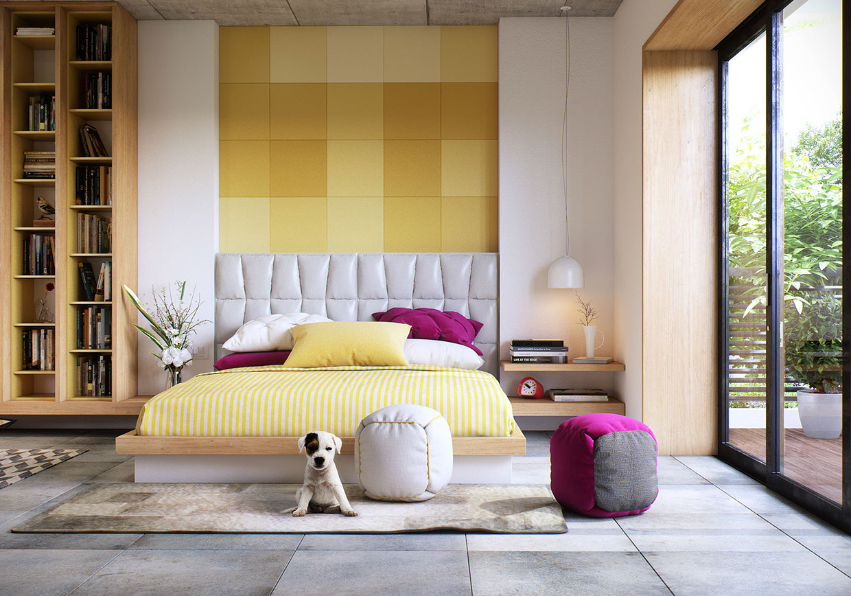 Modern Bedroom Wall Decor Bedroom Wall Textures Ideas & Inspiration