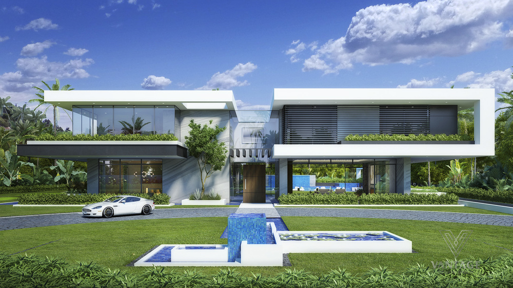 Beverly Hills Architecture - Exceptional architecture concepts from vantage design group
