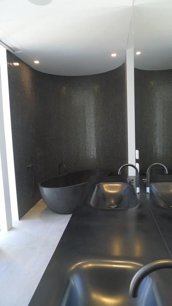 charcoal bathroom ideas