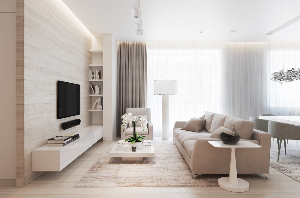 Taiwan Living Room Design
