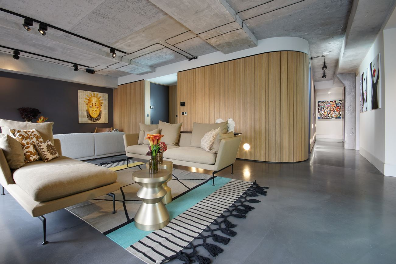 Modern Warehouse Renovation At Historic Ransome S Dock