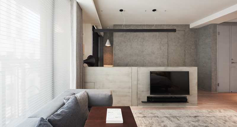 Charmant Concrete Home Design