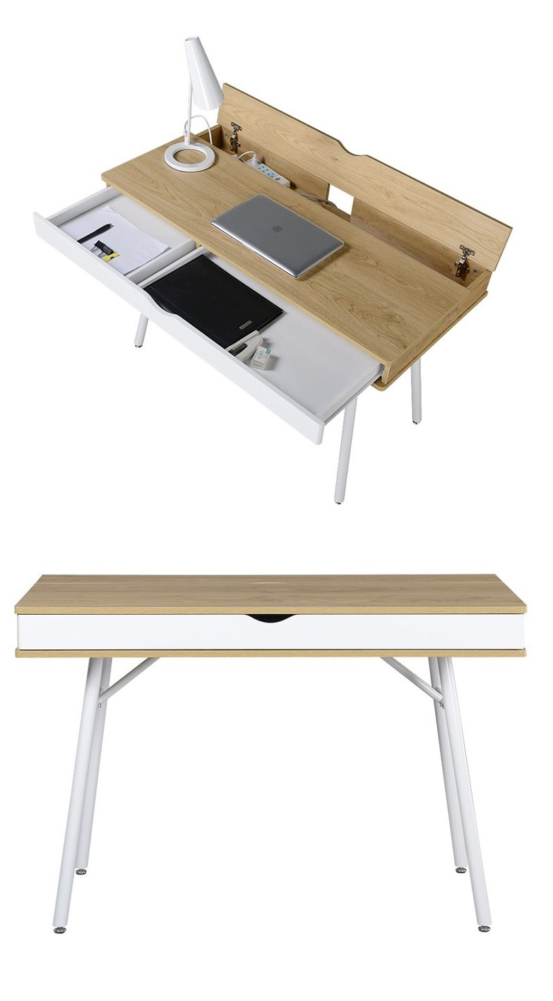 Unique home office desks for Table bureau