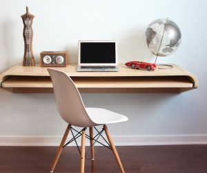 Office Desk Design Ideas office desk design ideas Orange22 Created A Perfectly Thin Desk With A Perfectly Spacious Working Surface A Full