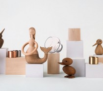 Made by architects, for architects - these iconic wooden toys are from Denmark's ArchitectMade, whose design philosophy revolves around creating products that will inspire and last for generations. Designers include Kristian Vedel, Paul Anker Hansen, Hans Bølling, and other names your  recipient will surely recognize.