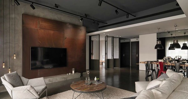 Asian Interior Design Trends in Two Modern Homes [With Floor Plans]