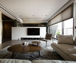 Explore Two Luxurious Homes Incorporating Modernist Interior Trends With  Asian Design ...