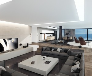 Interior designs for modern houses
