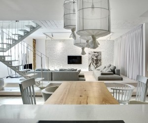 White Interior Design Ideas