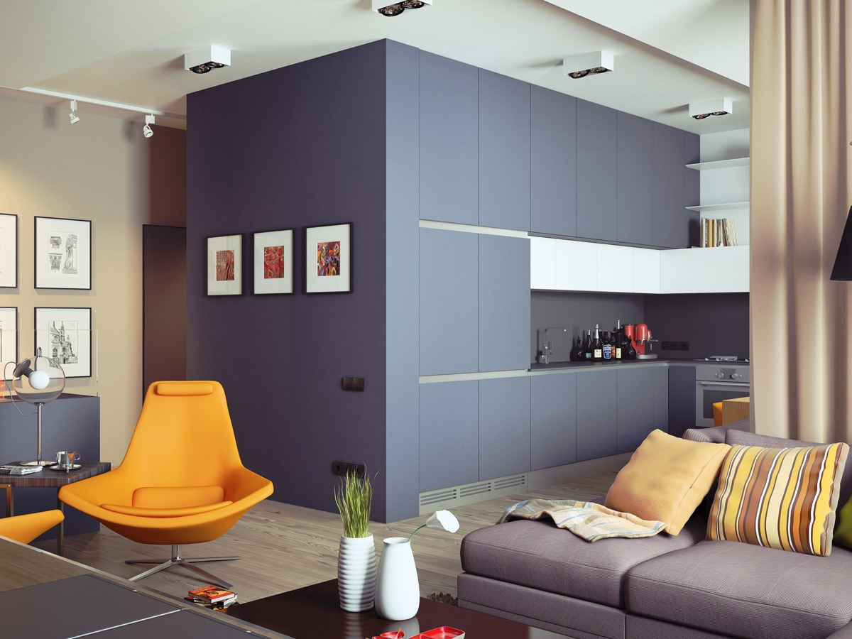 Integrated Kitchen Storage Inspiration - Four homes with four different takes on integrated storage