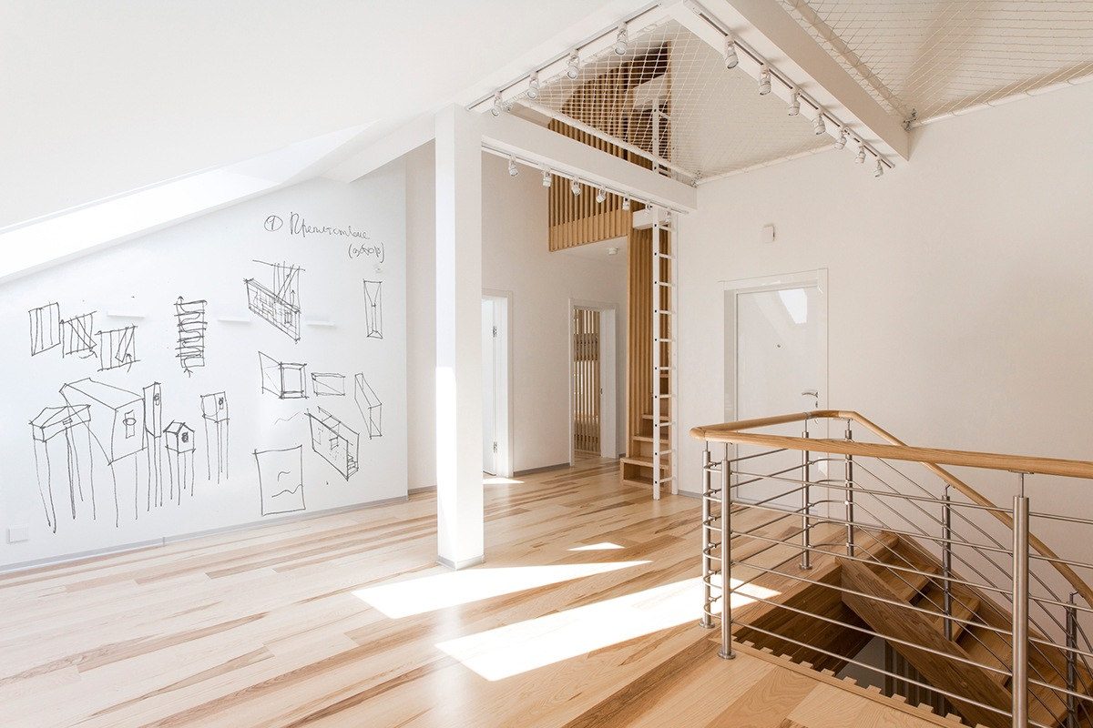 Kid Friendly Apartment Design - A kid friendly apartment renovation by ruetemple architects