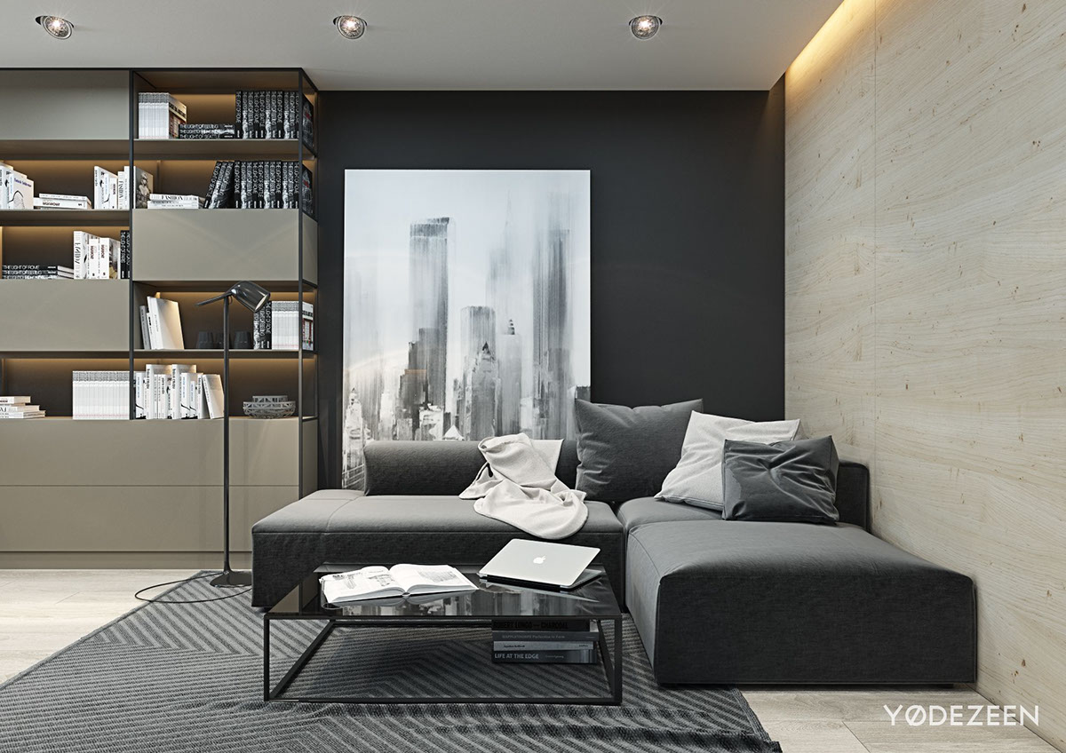 Beautiful Apartment Design small studio apartment design in new york idesignarch. small