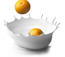 Super cool! The stylish Dropp fruit bowl is artwork for the kitchen.