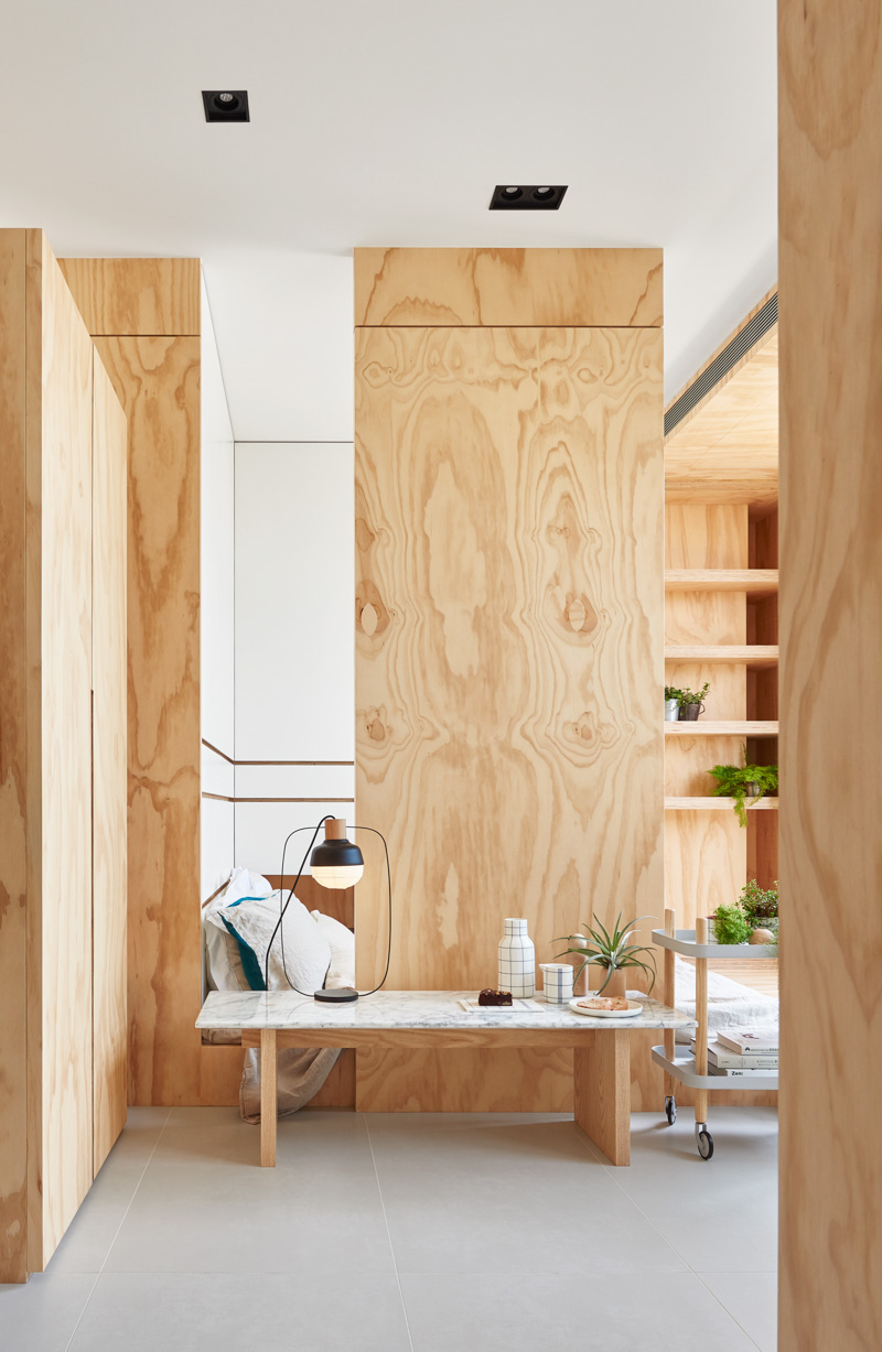 an incredibly compact house under 40 square meters that uses