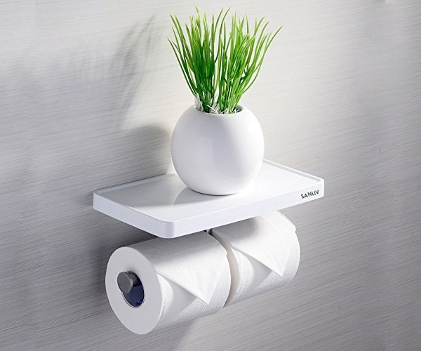 Cool toilet paper holder car interior design Creative toilet paper holder