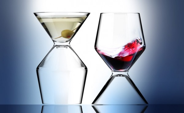 50 cool unique wine glasses assess myhome for Cool wine glass designs