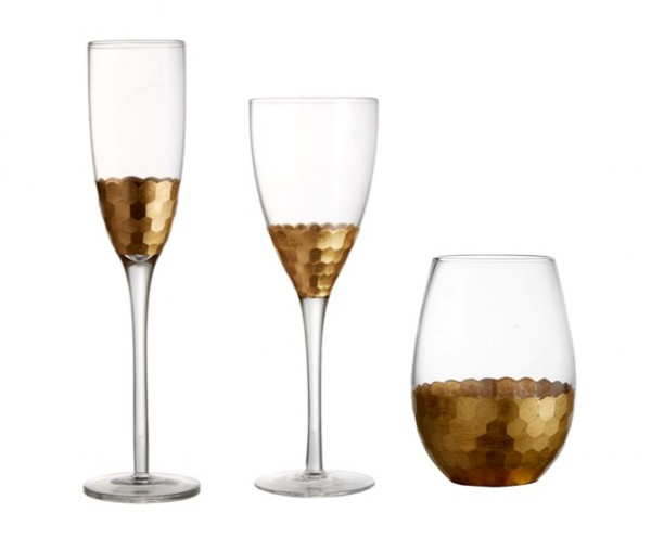 Curve White Wine Glass