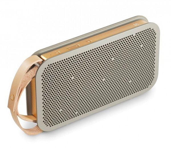 Home Design Ideas and Tips: gorgeous leather portable speaker