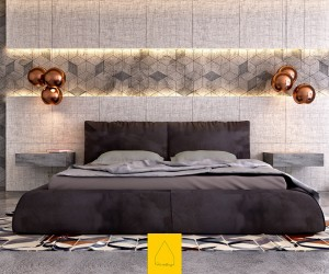 Bed Back Wall Designs : Design Ideas, Interior Designs, Home Design Ideas, Room Design Ideas ...