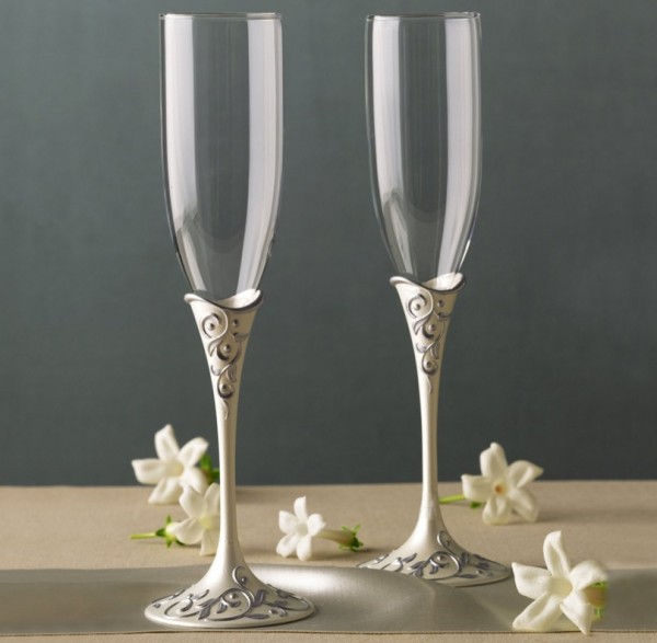 50 cool unique wine glasses - Unusual champagne flutes ...
