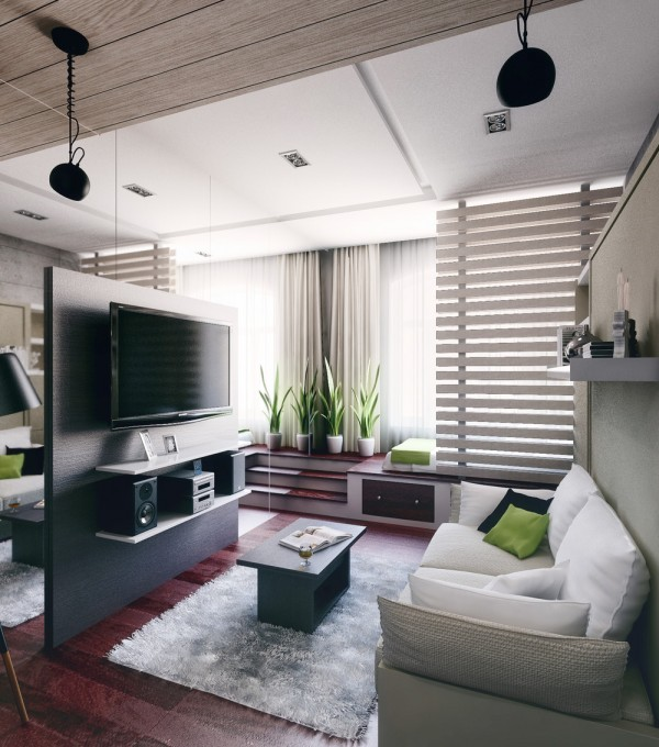 30 sqm living room design  6 Beautiful Home Designs Under 30 Square Meters [With Floor Plans]