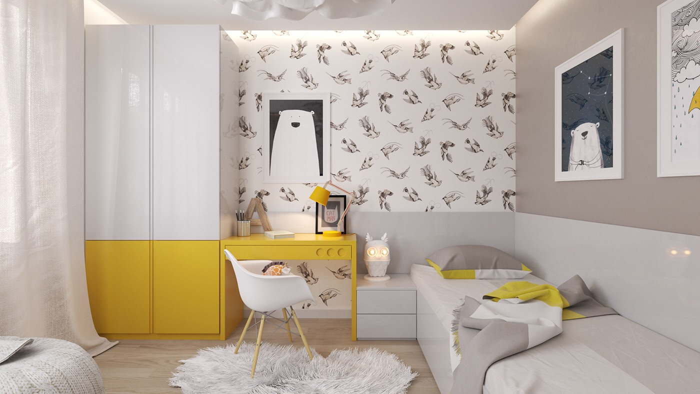 Kids Bedroom 2016 5 creative kids bedrooms with fun themes