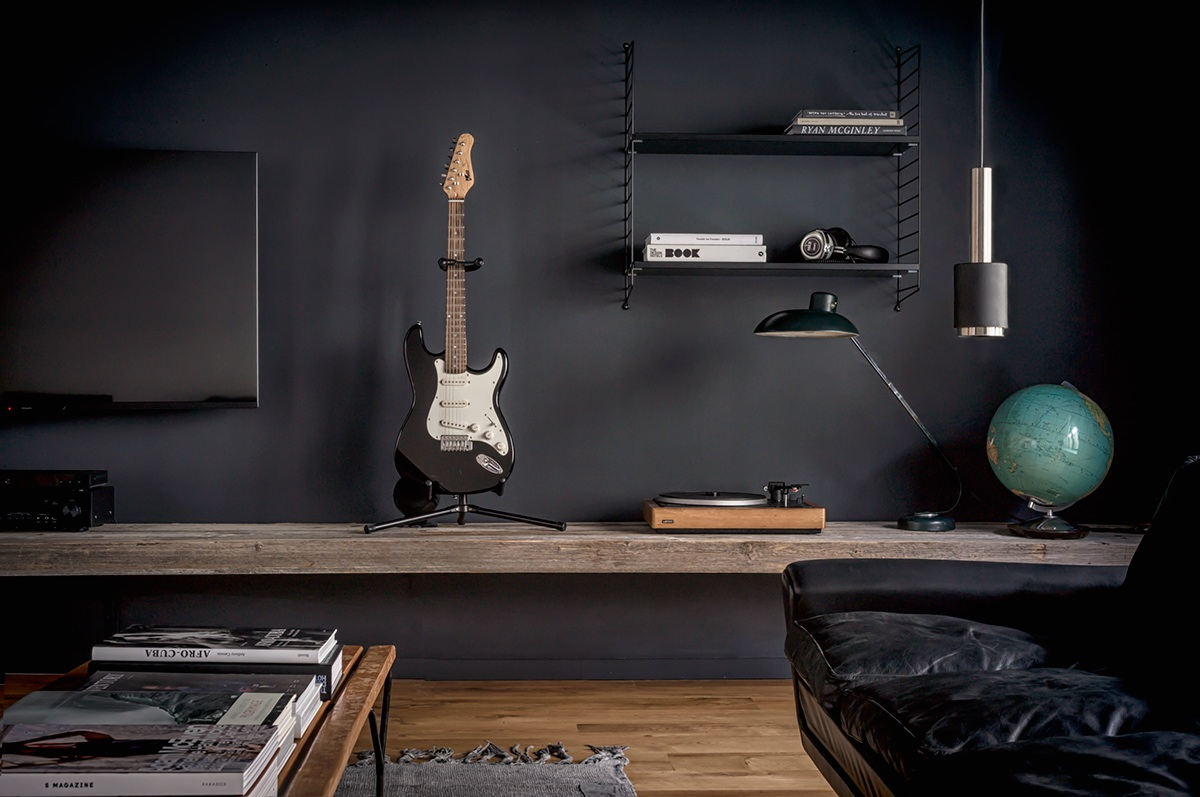 Musician Interior Design Ideas