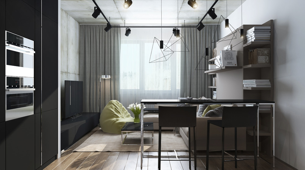 6 beautiful home designs under 30 square meters with for 40m apartment design