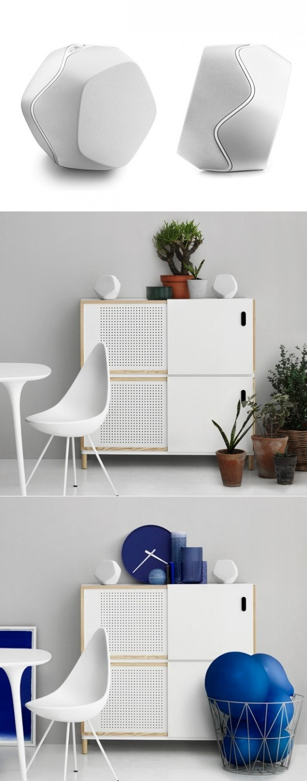 Home Design Ideas and Tips: stylish speaker inspiration