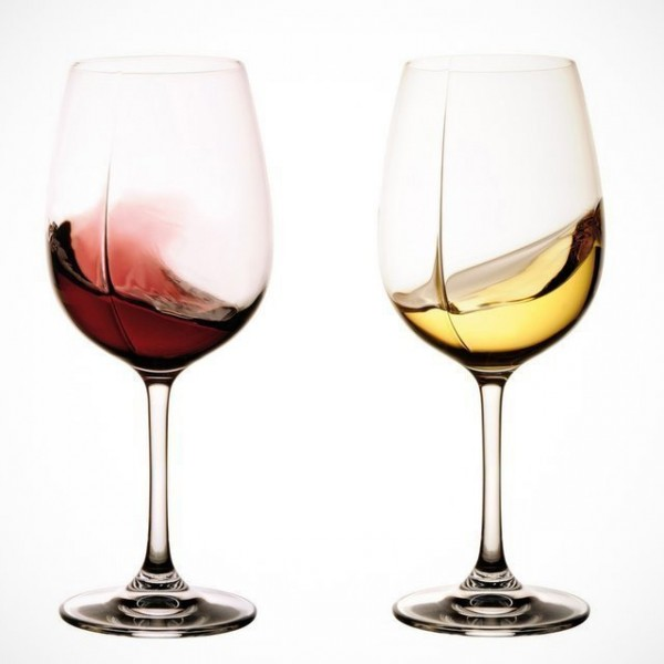 50 cool unique wine glasses interior design for Cool wine glass designs