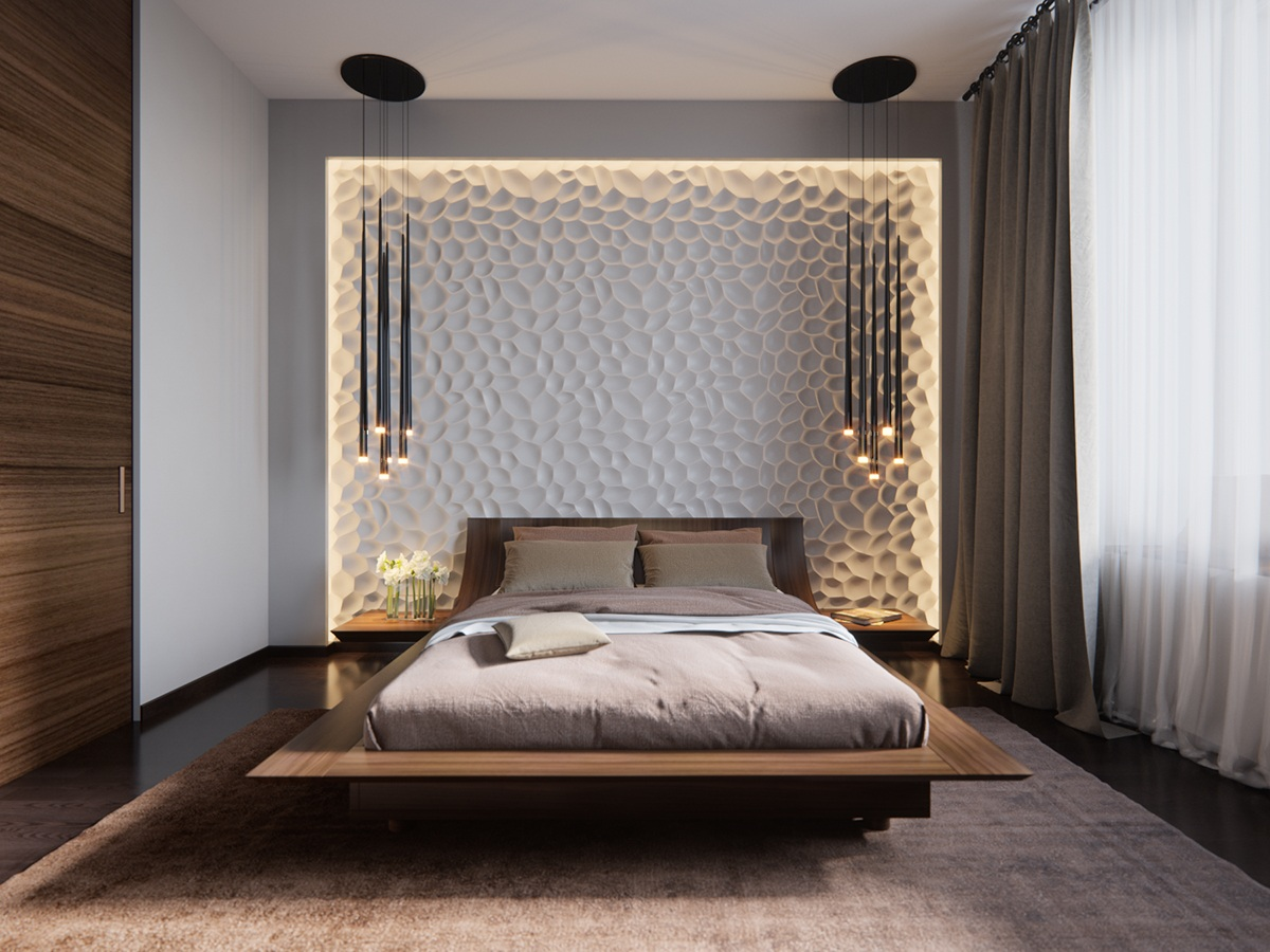 7 bedroom designs to inspire your next favorite style Bed headboard design