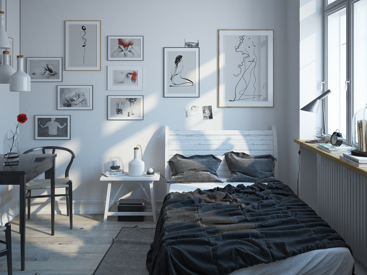 . Scandinavian Bedrooms  Ideas And Inspiration