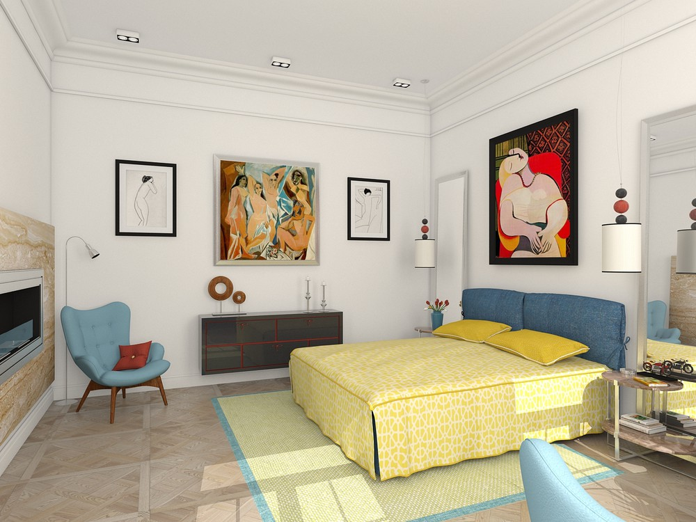 Bedroom Ideas For Art Collectors - 7 bedroom designs to inspire your next favorite style