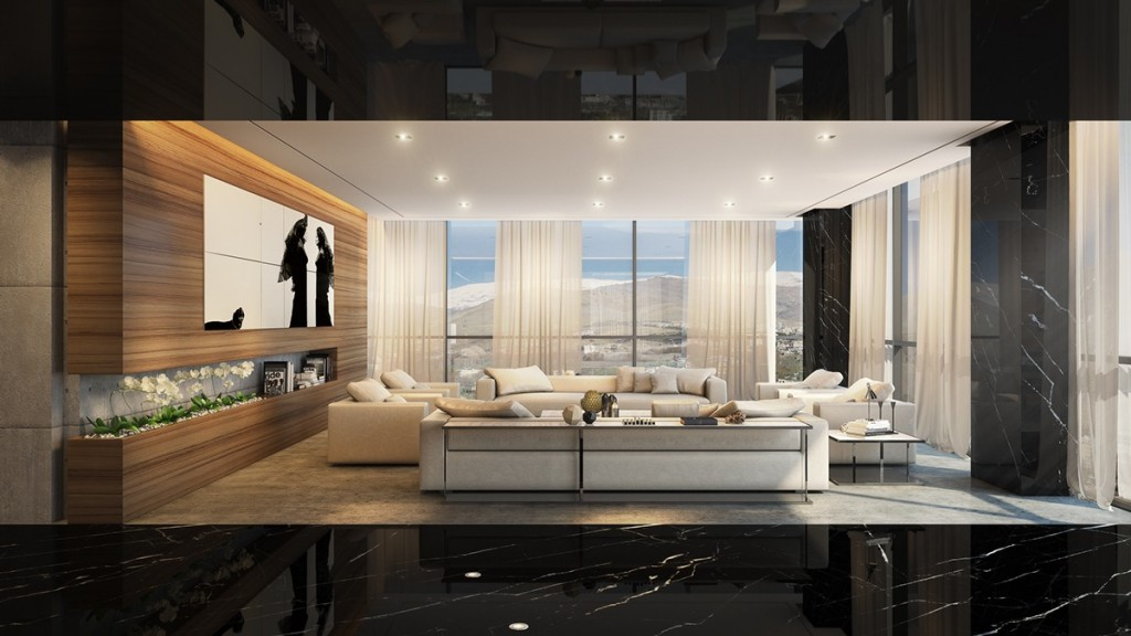Ultra luxury apartment design for Modern luxury apartment design